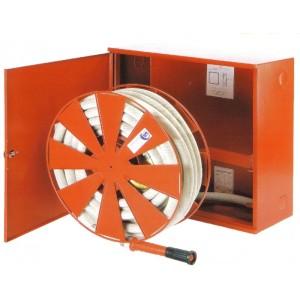 Hidrant interior cu furtun semirigid DN 33/30m