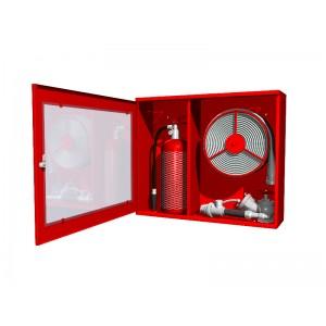 Cutie hidrant cu locas pentru stingator